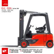 Xe nâng điện forklift LINDE E12 - E20L