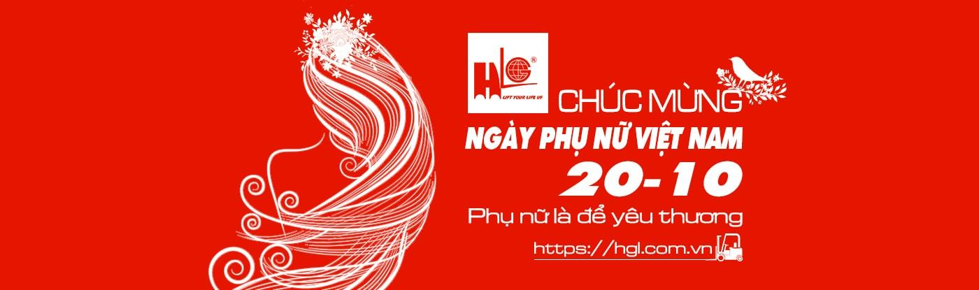 Hoàng Gia Lâm chúc mừng ngày Phụ Nữ Việt Nam 20 tháng 10