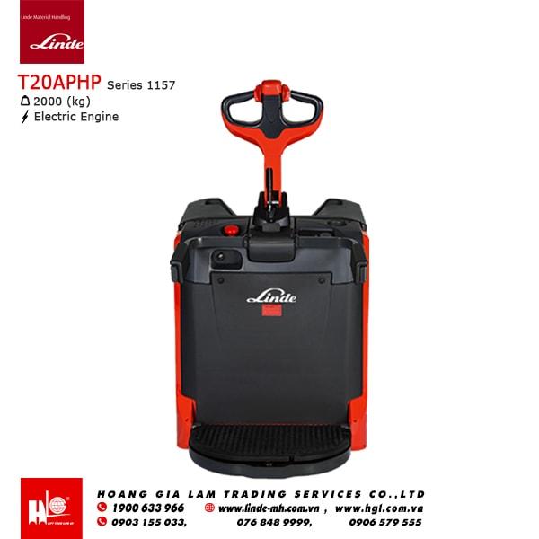 Xe nâng tay điện Linde T20APHP (Series 1157)