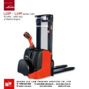 Xe nâng tay cao Linde L10P - L14P (Series 1169)