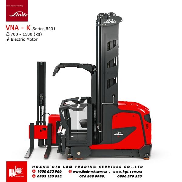 Xe nâng Linde VNA K (Series 5231)