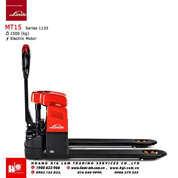 Xe nâng tay điện MT15 (Series 1133)