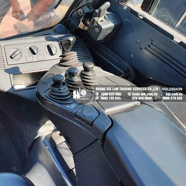 Xe nâng điện Linde E25-01 (HGL250439)