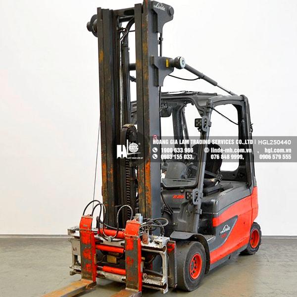 Xe nâng điện Linde E25-01