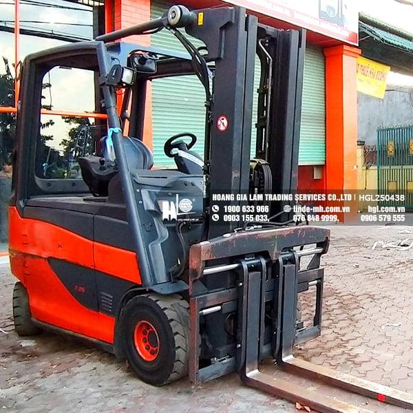 Xe nâng điện Linde E25HL-01/600
