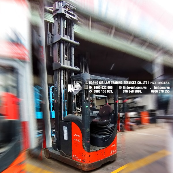 Xe nâng điện Linde R16SHD-12