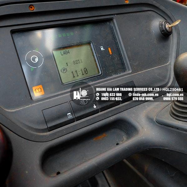 Xe nâng điện Linde R25-01