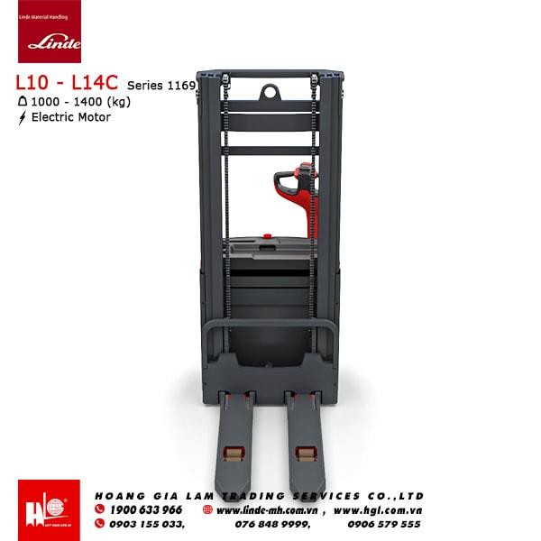 Xe nâng tay cao L10-L14C