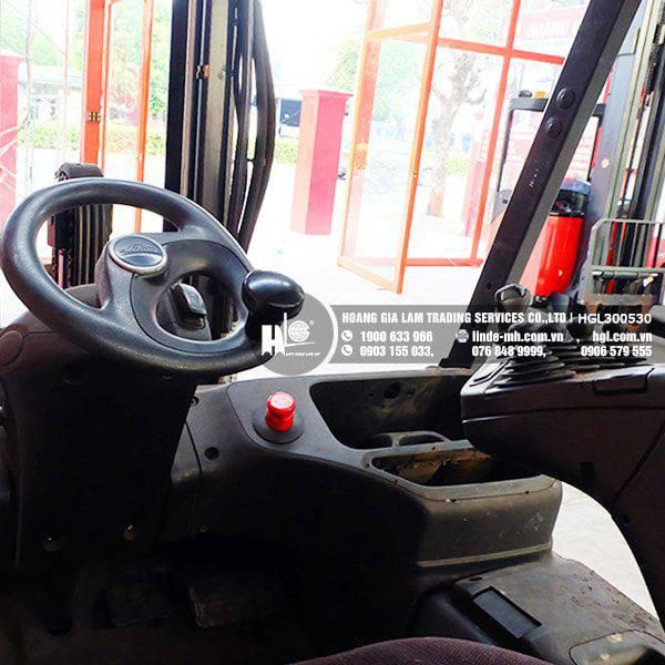 Xe nâng LINDE E30H-01/ 600
