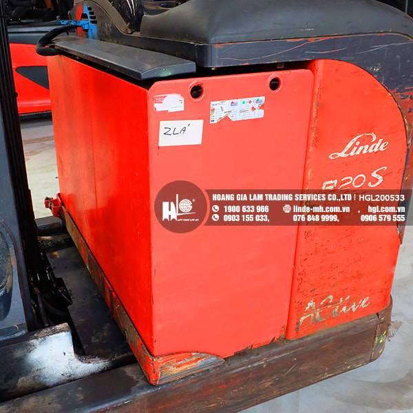 Xe nâng LINDE R20S (HGL200533)