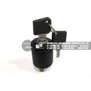 Khóa điện xe nâng Linde E16/E30 - Series 386/387 (Part#: 400/7915492624)