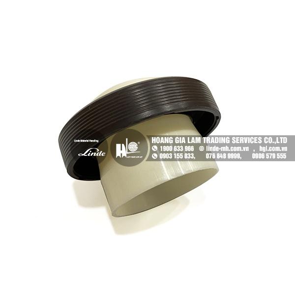 Phốt (seal) chắn nhớt thủy lực dùng cho xe nâng Linde (Part#: 400/VW038103085C)