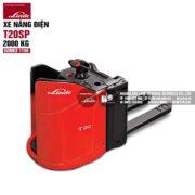 Xe nâng điện pallet truck Linde T20SP (Series 1158)