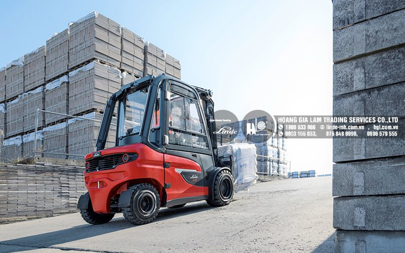The best of both worlds - Chào đón thế hệ xe nâng điện mới từ Linde